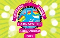 Concurso de dança popular no carnaval pernambucano