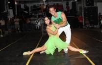 Dançando na Rua do Recife