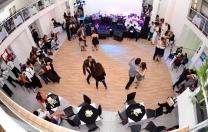 Para bailar no salão