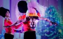 Com dança, Natal é pra sempre!