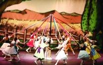 Curso de Férias do Ballet Cláudia São Bento