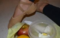 Na ponta do garfo! A importância da nutrição para bailarinos