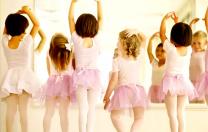 Qualificação para professores de baby class de balé clássico