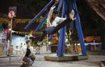 Dança contemporânea pelas ruas do Recife Antigo
