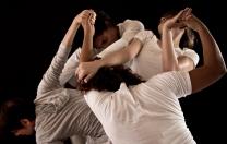 Arquitetura em forma de dança contemporânea