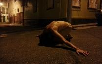 Dança, improvisação e capoeira em ensaio aberto