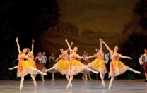 Estrelas do ballet russo em Olinda