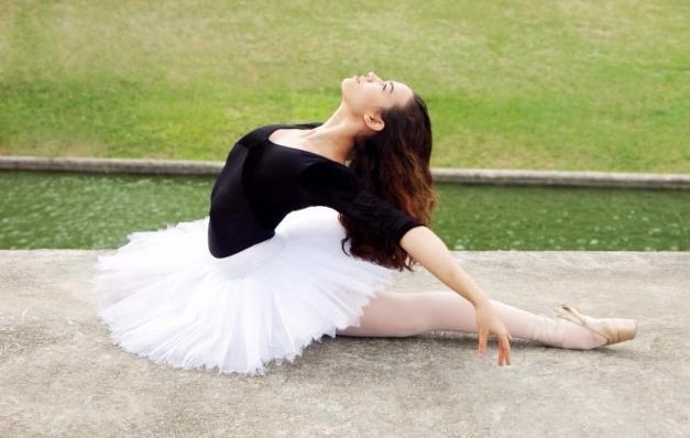 Bailarina pernambucana no EuropaBallet