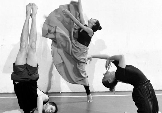 O que brota | Pantomina Grupo de Dança (Recife, PE)