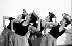 Dança moderna em dose dupla