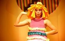 Espetáculo de dança para crianças