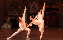 Ballet Gonzalez encerra as atividades