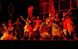 Força, mistério e beleza da mitologia africana