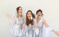 O musical Mamma Mia na versão recifense