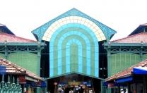 Mercado São José inspira espetáculo da Criart