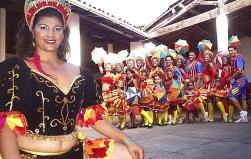 Adriana do Frevo é homenageada do carnaval de Olinda