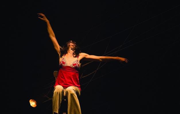 Dança integra a programação da Semana Arte Mulher