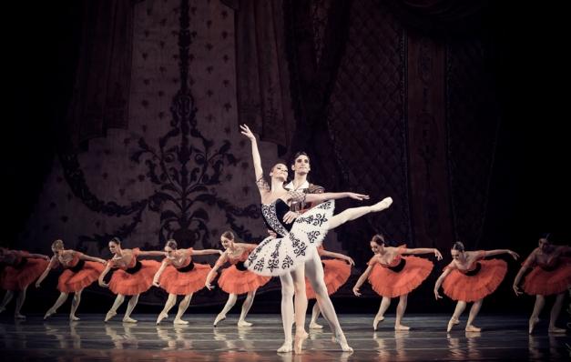 Kiev Ballet, em turnê no Brasil, apresenta Dom Quixote e Paquita