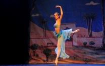 Aladim é tema do novo espetáculo do Allegro Ballet