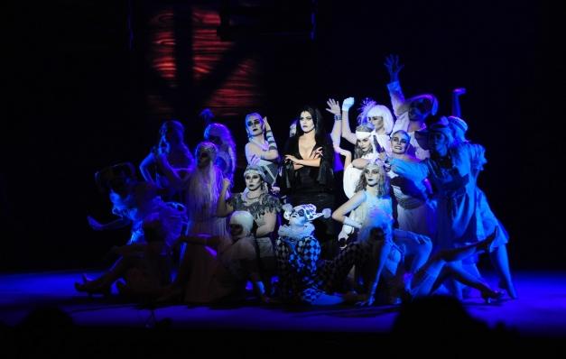 Musical A Família Addams em nova temporada