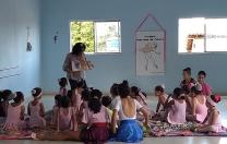 Projeto oferece aulas de balé gratuitas para crianças e adolescentes