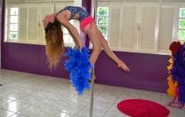Pole Dance começa a se popularizar no Recife