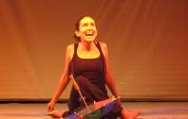 Danças populares pernambucanas em oficina