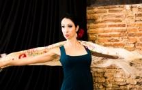 Karina Leiro ministra workshops de flamenco em Recife e Olinda