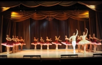 Balé Clássico inspirado na obra de Gershwin