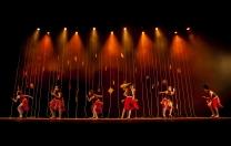 Dançando na Rua de fevereiro
