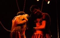 Dança e batucada de Petrolina