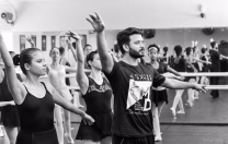 Curso de Férias do Núcleo de Danças Venícius Passos