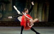 Bailarinos da Rússia em turnê pelo Brasil