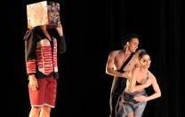 Ballet Stagium, de São Paulo, traz o espetáculo Figuras e Vozes ao Recife