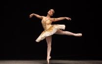 Magia do conto de Cinderela no espetáculo do Allegro Ballet
