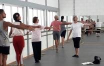 Curso para professores de balé