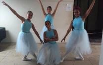 Espetáculo O Quebra Nozes, do Studio Luz da Dança