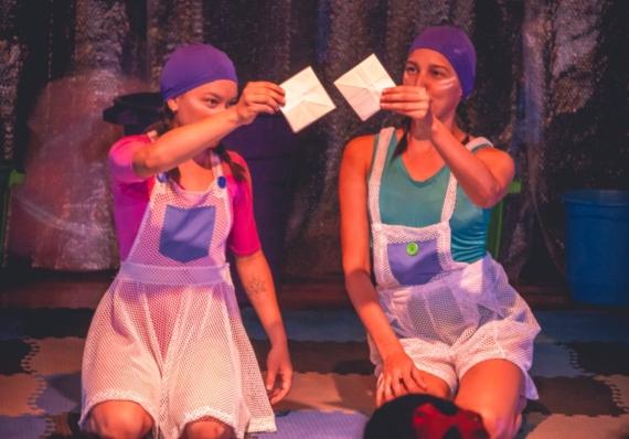 Coletivo Trippé realiza versão online de espetáculo de dança para crianças