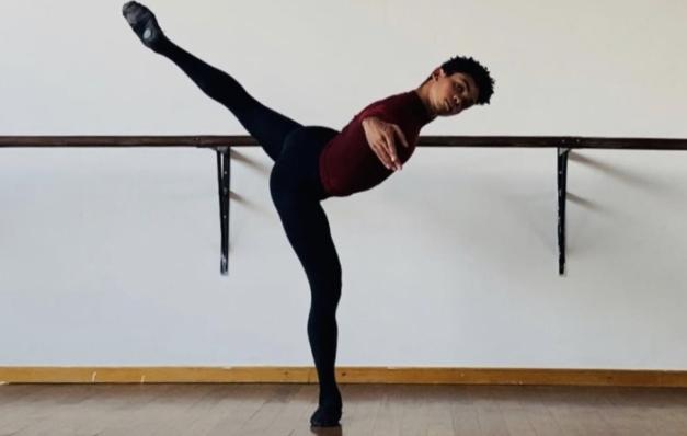 Bailarino pernambucano Vinícius Ferreira é selecionado para a Cia. Jovem do Bolshoi Brasil