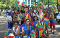 Companhias de dança popular se apresentam no projeto Magia do Frevo, via live